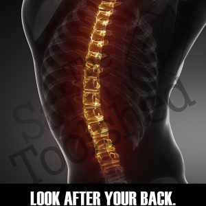 look after your back
